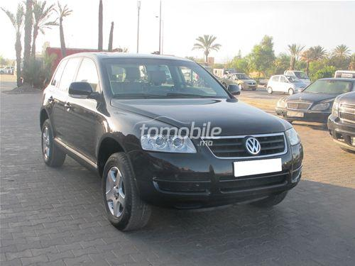 volkswagen touareg diesel 2005 occasion 145000km marrakech 46039. Black Bedroom Furniture Sets. Home Design Ideas