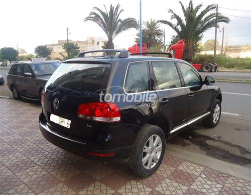 volkswagen touareg occasion 2007 essence 148000km casablanca auto paris 47839. Black Bedroom Furniture Sets. Home Design Ideas