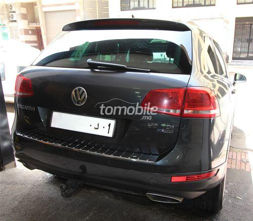 volkswagen touareg occasion 2011 diesel 82000km casablanca ab auto 47252. Black Bedroom Furniture Sets. Home Design Ideas