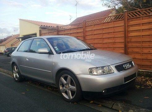 Audi A3 Diesel 2001 Occasion 275484km A Marrakech 56158 Tomobile Ma