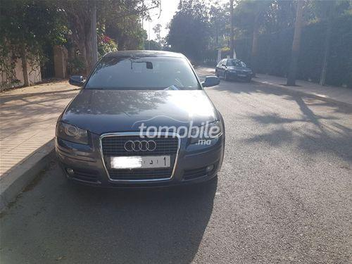 audi a3 occasion 2008 diesel 215000km casablanca 55902. Black Bedroom Furniture Sets. Home Design Ideas