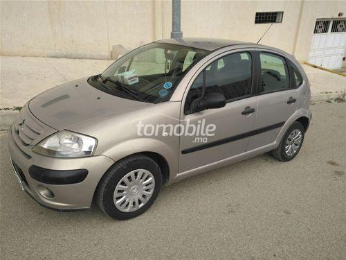 citroen c3 occasion 2009 diesel 136000km tanger 55875. Black Bedroom Furniture Sets. Home Design Ideas