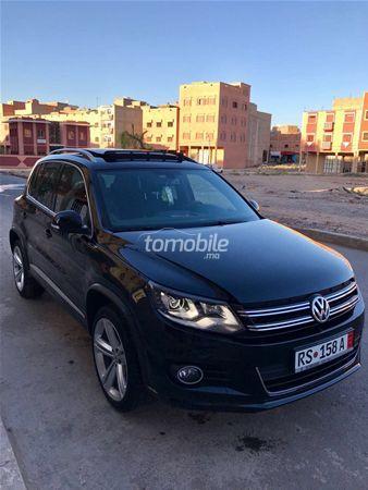 volkswagen tiguan diesel 2014 occasion 122000km marrakech 56201. Black Bedroom Furniture Sets. Home Design Ideas