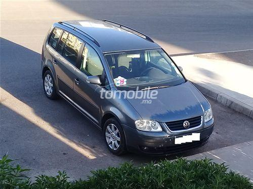 volkswagen touran diesel 2006 occasion 357070km marrakech 55762. Black Bedroom Furniture Sets. Home Design Ideas