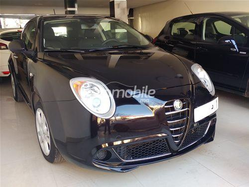alpha romeo mito occasion 2010 essence 52000km rabat atlantic auto 57396. Black Bedroom Furniture Sets. Home Design Ideas