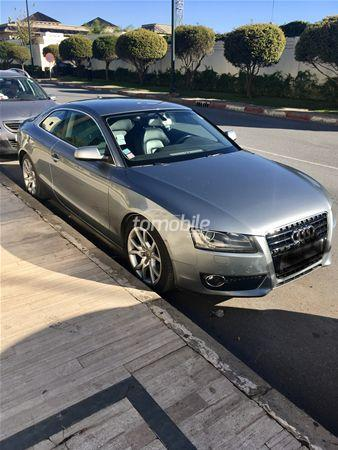 Audi a5 essence 2010 occasion 190000km casablanca 58118 - Audi a5 coupe essence occasion ...