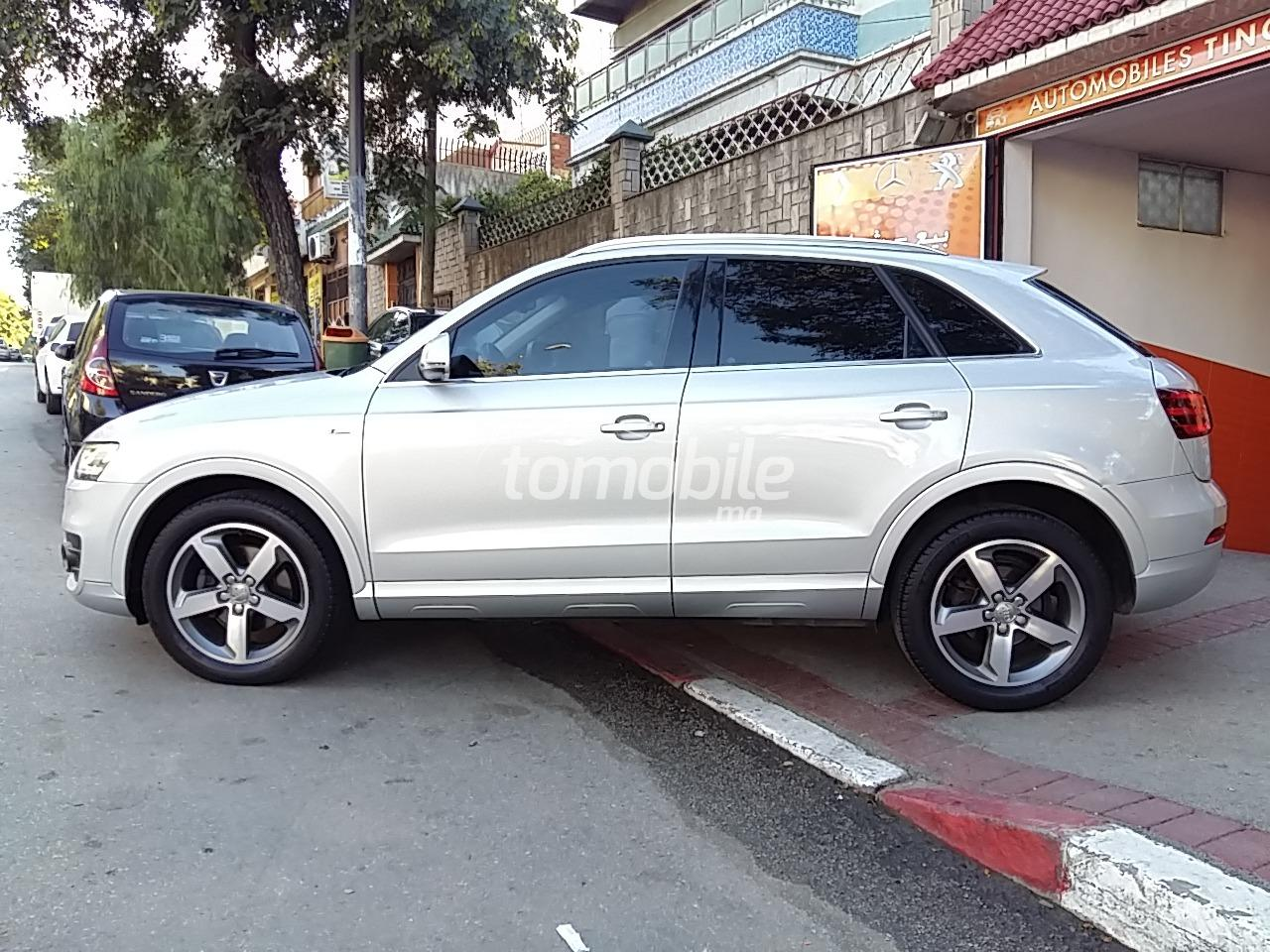 audi q3 import occasion diesel 2012 occasion 99000km tanger 56794. Black Bedroom Furniture Sets. Home Design Ideas