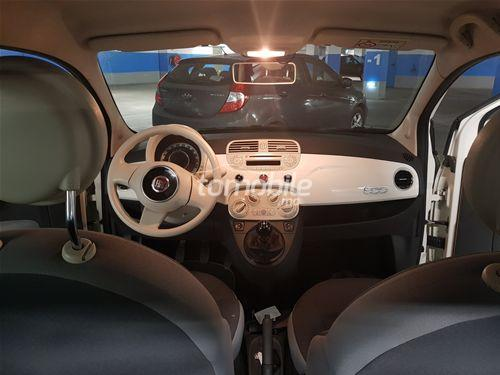 fiat 500 diesel 2015 occasion 76000km casablanca 57541. Black Bedroom Furniture Sets. Home Design Ideas