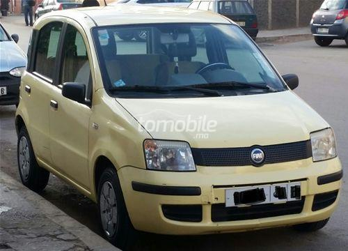 fiat new panda essence 2006 occasion 79500km casablanca 56753. Black Bedroom Furniture Sets. Home Design Ideas