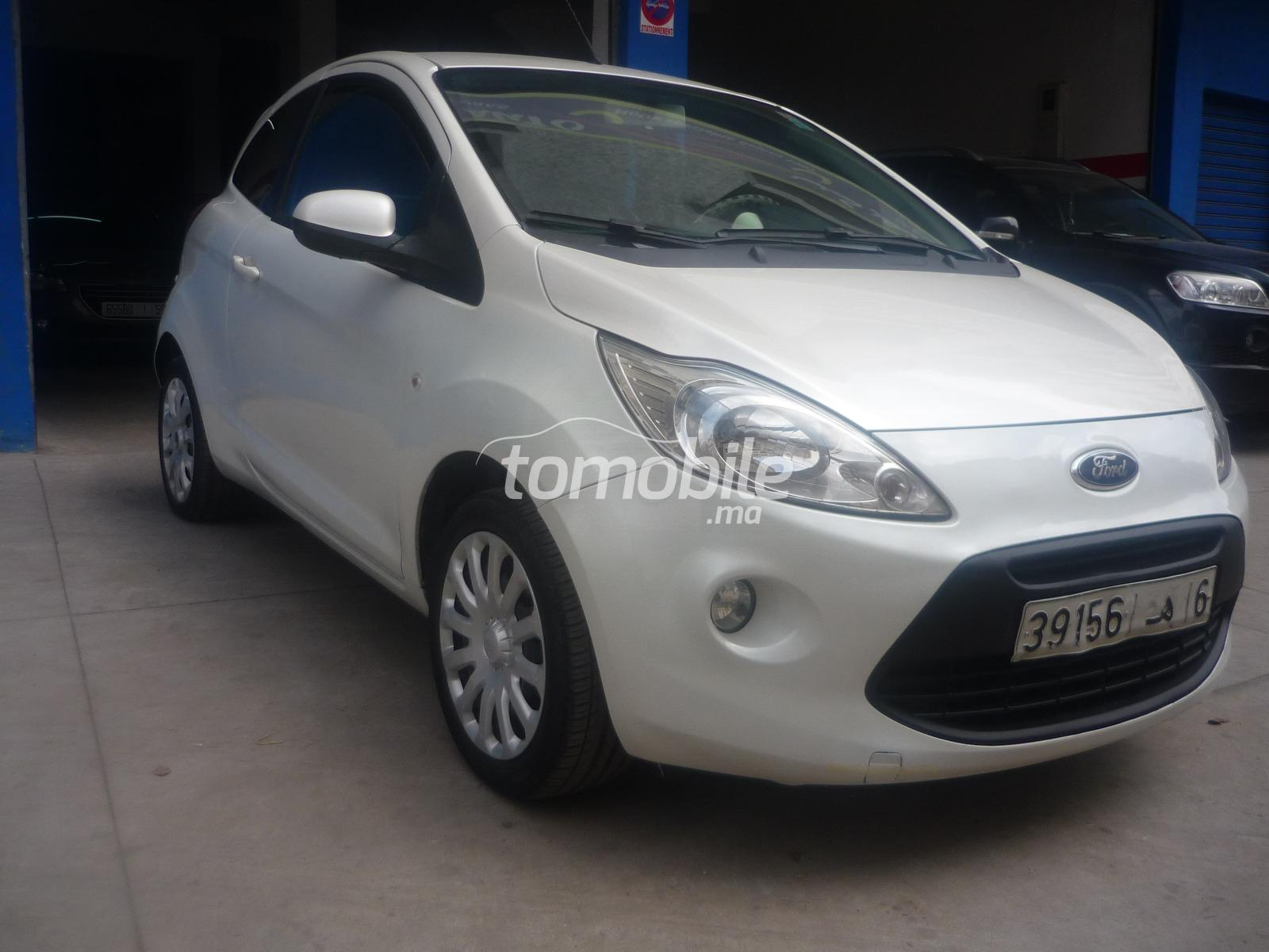 ford ka essence 2014 occasion 30000km casablanca 58040. Black Bedroom Furniture Sets. Home Design Ideas