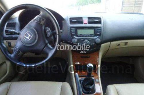 honda accord occasion 2007 diesel 176000km casablanca. Black Bedroom Furniture Sets. Home Design Ideas