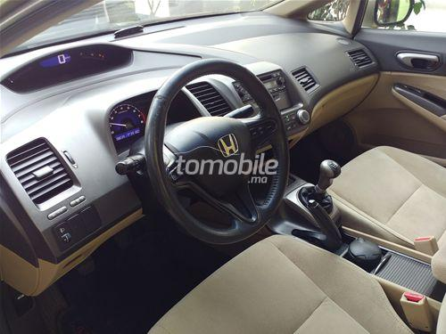 honda civic occasion 2008 essence 80000km rabat atlantic auto 57293. Black Bedroom Furniture Sets. Home Design Ideas