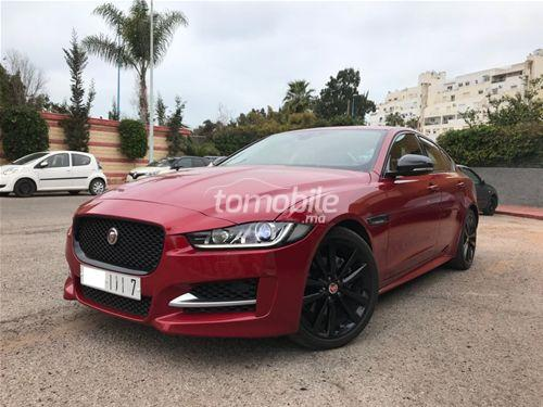 jaguar xe diesel 2016 occasion 12500km casablanca 58003. Black Bedroom Furniture Sets. Home Design Ideas
