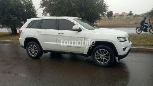 jeep grand cherokee diesel 2015 occasion 42000km marrakech 57739. Black Bedroom Furniture Sets. Home Design Ideas