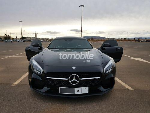 mercedes benz amg gt s essence 2015 occasion 7500km rabat 57939. Black Bedroom Furniture Sets. Home Design Ideas