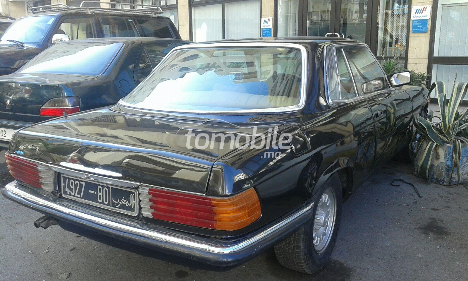 Mercedes benz classe sl import 150000km casablanca 57845 for Mercedes benz ma