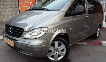 Mercedes-Benz Vito Importé Occasion 2009 Diesel 119000Km Tanger #56803