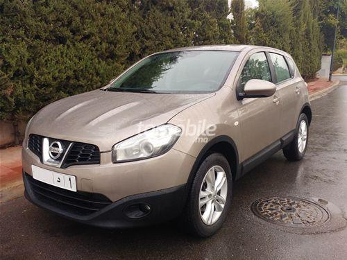 nissan qashqai occasion 2012 diesel km rabat atlantic auto 57387. Black Bedroom Furniture Sets. Home Design Ideas