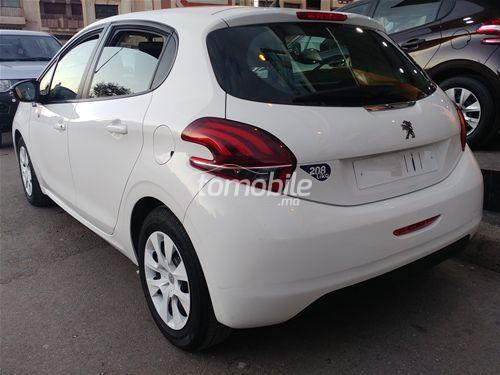 peugeot 208 occasion 2016 essence 26000km rabat atlantic auto 57347. Black Bedroom Furniture Sets. Home Design Ideas
