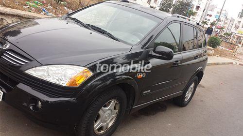 ssangyong kyron diesel 2007 occasion 145000km casablanca 56777. Black Bedroom Furniture Sets. Home Design Ideas