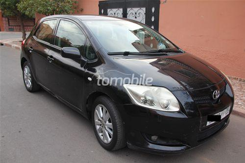 toyota auris essence 2008 occasion 95000km marrakech 58129. Black Bedroom Furniture Sets. Home Design Ideas