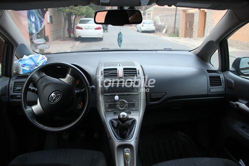 toyota auris occasion 2008 essence 95000km marrakech. Black Bedroom Furniture Sets. Home Design Ideas