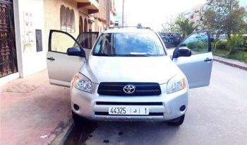 toyota rav 4 essence 2007 occasion 85665km rabat 56575. Black Bedroom Furniture Sets. Home Design Ideas