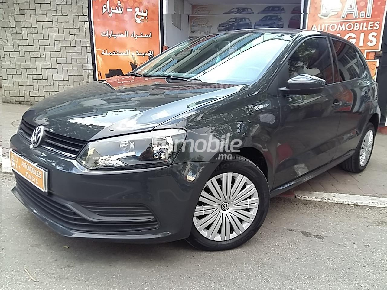 volkswagen polo import occasion diesel 2016 occasion 49000km tanger 57502. Black Bedroom Furniture Sets. Home Design Ideas