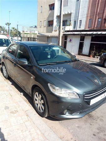 peugeot 301 diesel 2013 occasion 170000km casablanca 58945. Black Bedroom Furniture Sets. Home Design Ideas