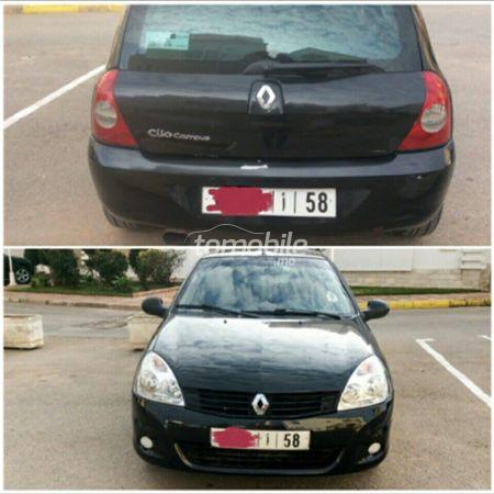 renault clio essence 2011 occasion 103000km casablanca 58990. Black Bedroom Furniture Sets. Home Design Ideas