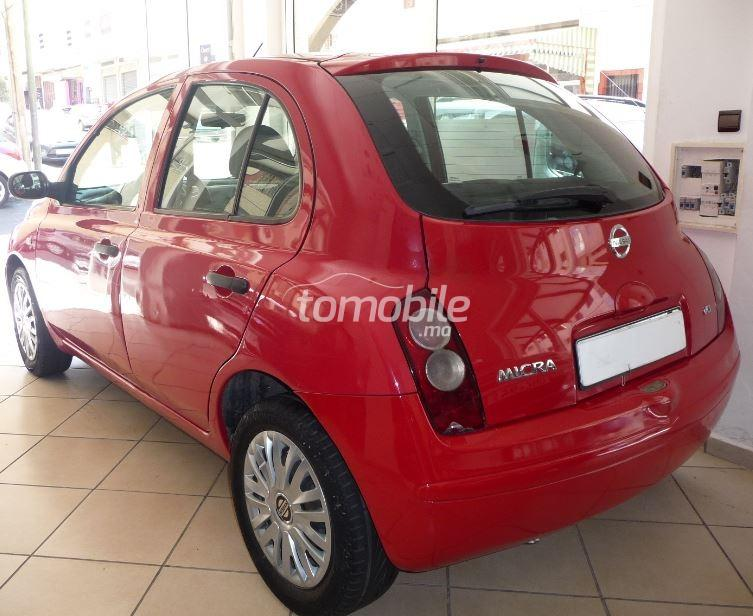 nissan micra diesel 2008 occasion 195000km f s 59206. Black Bedroom Furniture Sets. Home Design Ideas