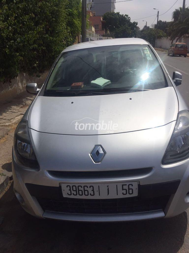 renault clio diesel 2012 occasion 62000km settat 59025. Black Bedroom Furniture Sets. Home Design Ideas
