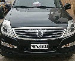 Ssangyong  Occasion 2013 Diesel 89000Km Agadir #59747