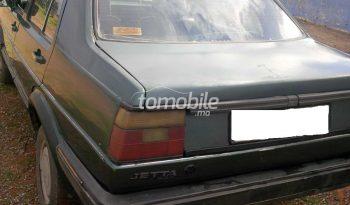 Volkswagen Jetta Importé Occasion 1987 Diesel 222222Km Salé #59118 plein