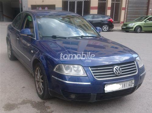 volkswagen passat diesel 2002 occasion 199000km tanger. Black Bedroom Furniture Sets. Home Design Ideas