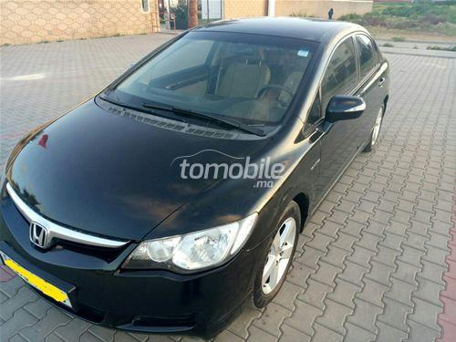 honda civic essence 2007 occasion 120000km el jadida 60092. Black Bedroom Furniture Sets. Home Design Ideas