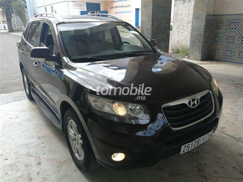 hyundai grand santa fe diesel 2011 occasion 120000km casablanca 60229. Black Bedroom Furniture Sets. Home Design Ideas