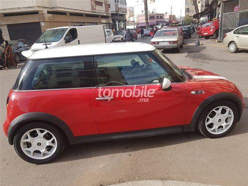 mini cooper essence 2004 occasion 110000km casablanca 59917. Black Bedroom Furniture Sets. Home Design Ideas