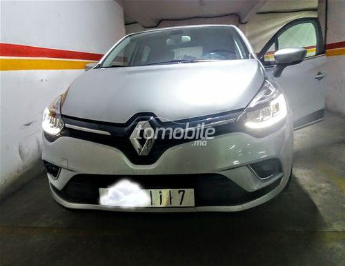 renault clio diesel 2017 occasion 36000km casablanca. Black Bedroom Furniture Sets. Home Design Ideas