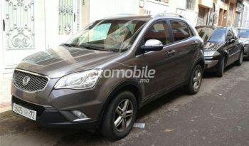 Ssangyong Korando Occasion 2012 Diesel 120000Km Casablanca #59961
