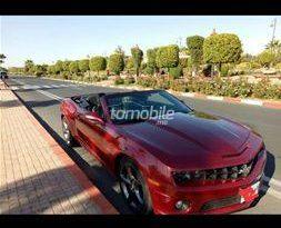 Chevrolet Camaro Occasion 2014 Essence 40000Km Casablanca #61104