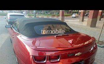 Chevrolet Camaro Occasion 2014 Essence 40000Km Casablanca #61104 plein
