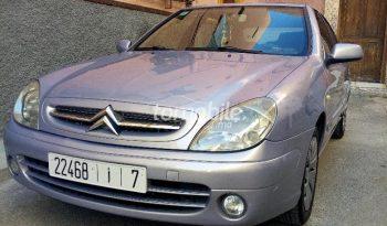 Citroen Xsara Occasion 2003 Diesel 234000Km Salé #60937 plein