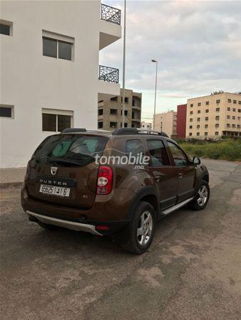 dacia duster diesel 2011 occasion 75500km casablanca 61044. Black Bedroom Furniture Sets. Home Design Ideas