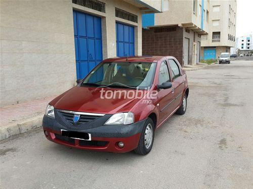 dacia logan diesel 2006 occasion 250000km t touan 60803. Black Bedroom Furniture Sets. Home Design Ideas