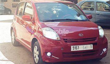 Daihatsu Sirion Occasion 2009 Essence 140000Km Berrechid #61157