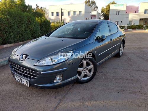 peugeot 407 diesel 2006 occasion 299000km settat 60949. Black Bedroom Furniture Sets. Home Design Ideas