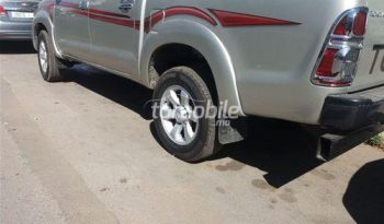 Toyota Hilux Occasion 2013 Diesel 71000Km Casablanca #61343 plein