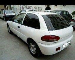 Mitsubishi Colt Occasion 1999 Essence 266666Km Rabat #61714 plein