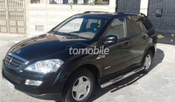Ssangyong Kyron Occasion 2010 Diesel 149000Km Tanger #61671 full